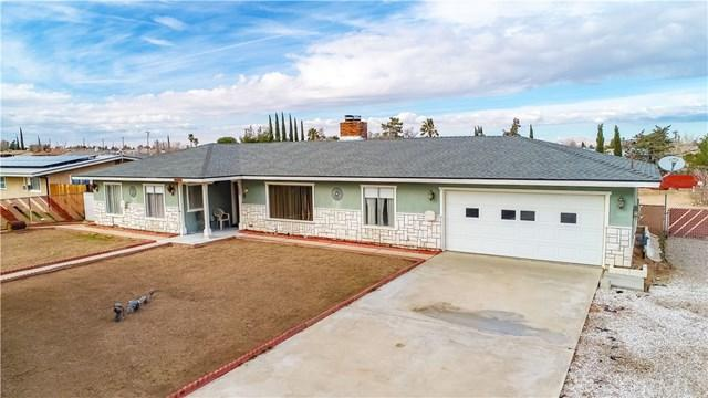 16486 Mesquite Street, Hesperia, CA 92345 (#300734638) :: Coldwell Banker Residential Brokerage