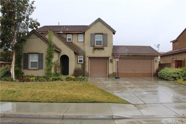 28695 Rustic Glen Street, Menifee, CA 92584 (#300734653) :: Coldwell Banker Residential Brokerage