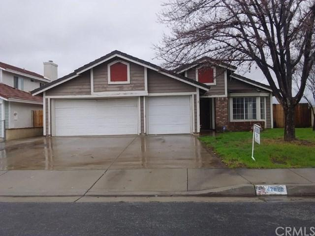 42620 Youngstown Drive, Hemet, CA 92544 (#300734686) :: Coldwell Banker Residential Brokerage