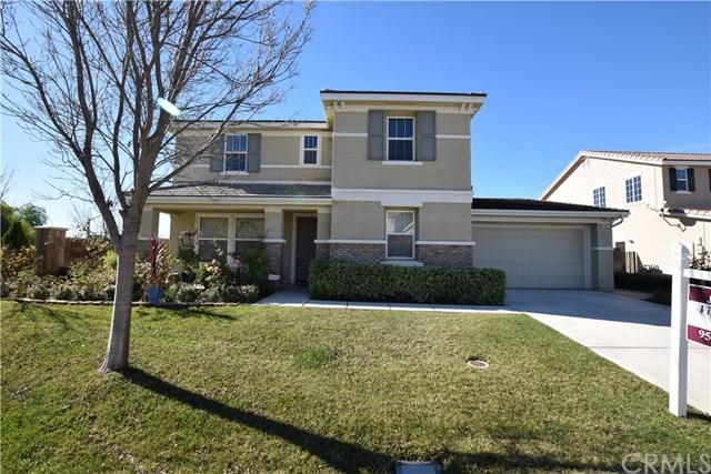 31823 Brentworth Street, Menifee, CA 92584 (#300734848) :: Coldwell Banker Residential Brokerage