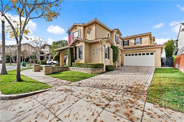 21 Scarlet Maple Drive, Ladera Ranch, CA 92694 (#300735128) :: Coldwell Banker Residential Brokerage