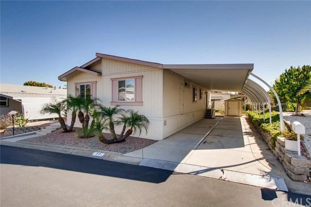 525 W El Norte #77, Escondido, CA 92026 (#300735151) :: KRC Realty Services