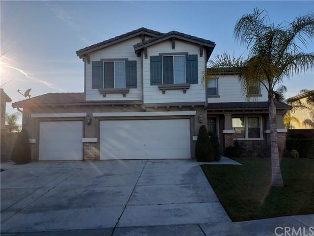 29586 Mesa Verde Circle, Menifee, CA 92584 (#300735227) :: Coldwell Banker Residential Brokerage
