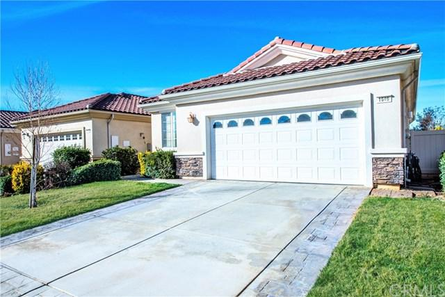 1649 Hibiscus Court, Beaumont, CA 92223 (#300735290) :: Coldwell Banker Residential Brokerage