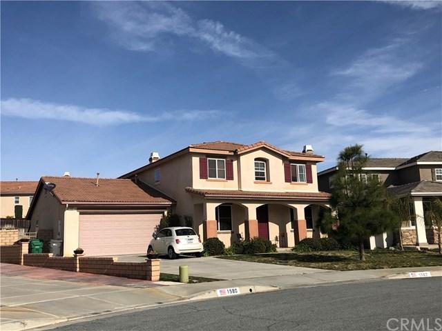 1582 Flora Street, Beaumont, CA 92223 (#300735402) :: Coldwell Banker Residential Brokerage