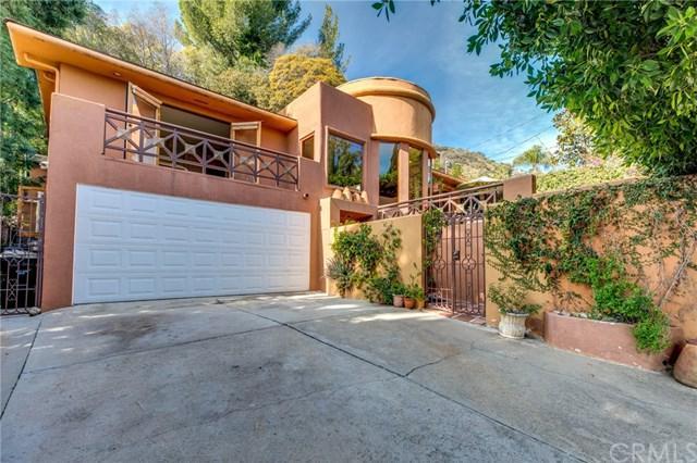 1841 N Curson Avenue, Los Angeles, CA 90046 (#300735849) :: Keller Williams - Triolo Realty Group