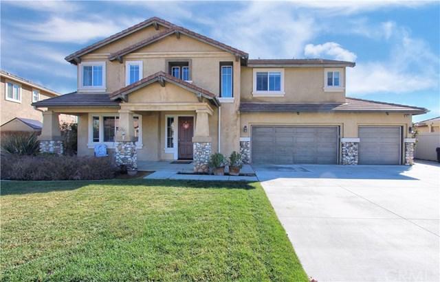 34711 Maplewood Lane, Yucaipa, CA 92399 (#300792517) :: Coldwell Banker Residential Brokerage