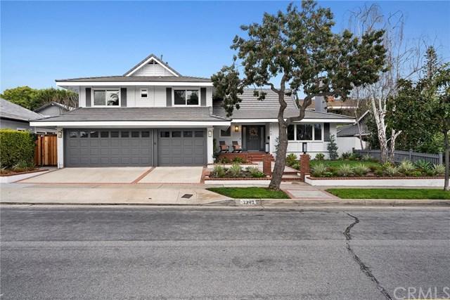 2340 Aralia Street, Newport Beach, CA 92660 (#300793326) :: Coldwell Banker Residential Brokerage
