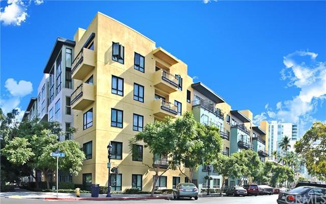 889 Date Street #301, San Diego, CA 92101 (#300793432) :: Coldwell Banker Residential Brokerage