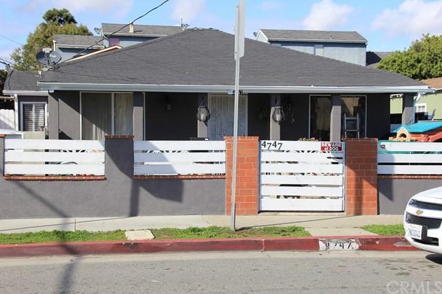 4747 W 149th Street, Lawndale, CA 90260 (#300794553) :: Bob Kelly Team