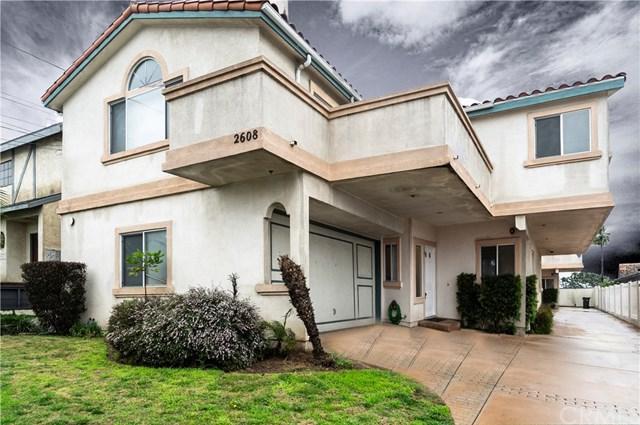 2608 Mathews Avenue C, Redondo Beach, CA 90278 (#300794572) :: Bob Kelly Team