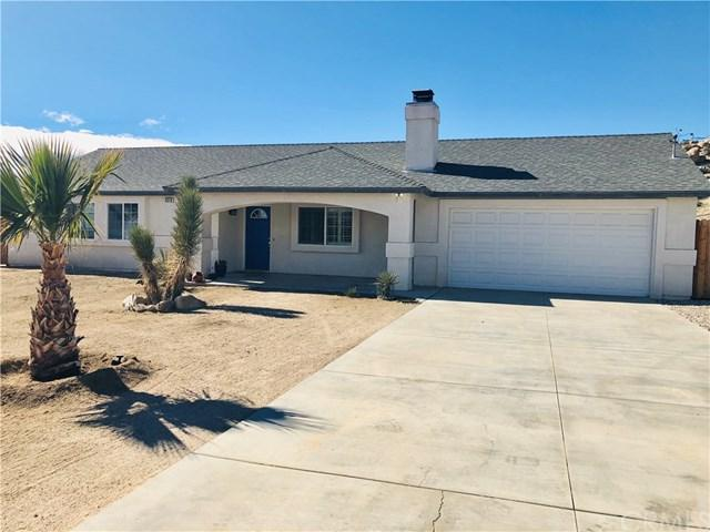 6310 Avila Road, Yucca Valley, CA 92284 (#300794837) :: Whissel Realty