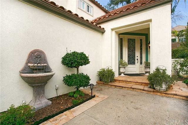 16 Lawnridge, Rancho Santa Margarita, CA 92679 (#300794838) :: Whissel Realty