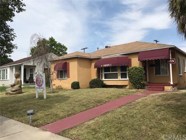 18025 Victory Boulevard, Reseda, CA 91335 (#300968710) :: Coldwell Banker Residential Brokerage