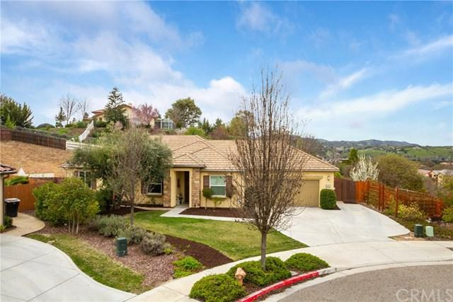 1641 Heidi Court, Paso Robles, CA 93446 (#300972137) :: Coldwell Banker Residential Brokerage