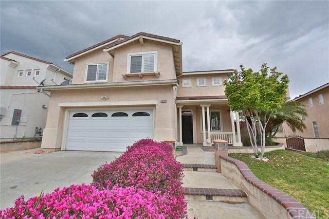 16230 Silverado Drive, Chino Hills, CA 91709 (#300972327) :: Coldwell Banker Residential Brokerage
