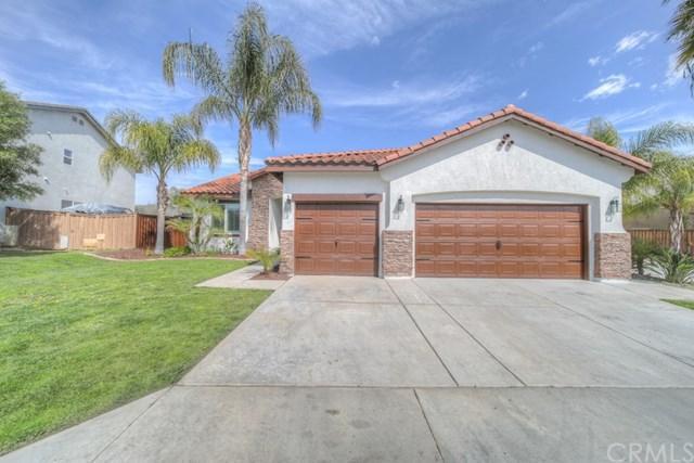 7592 Isla Street, Hemet, CA 92545 (#300972417) :: Coldwell Banker Residential Brokerage