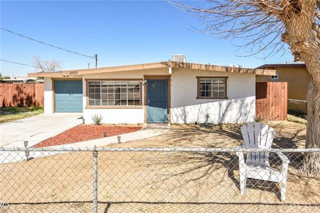 15850 Orange Street, Hesperia, CA 92345 (#300972555) :: Coldwell Banker Residential Brokerage