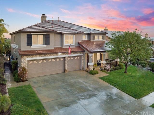 1695 Spyglass Drive, Corona, CA 92883 (#300972747) :: Coldwell Banker Residential Brokerage