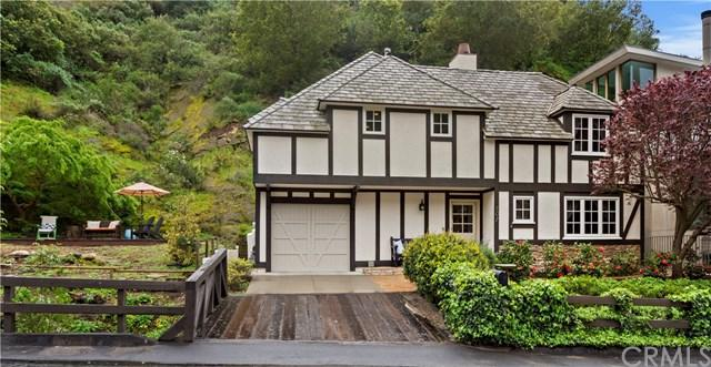507 Canyon Acres Drive, Laguna Beach, CA 92651 (#300972781) :: Coldwell Banker Residential Brokerage