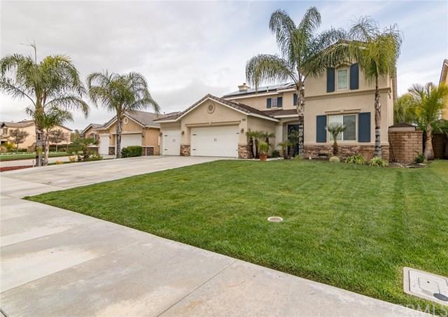 28856 Evening Passage Drive, Menifee, CA 92584 (#300973034) :: Coldwell Banker Residential Brokerage