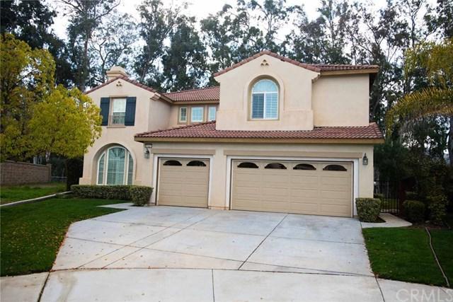 24027 Semillon Lane, Murrieta, CA 92562 (#300973406) :: Coldwell Banker Residential Brokerage