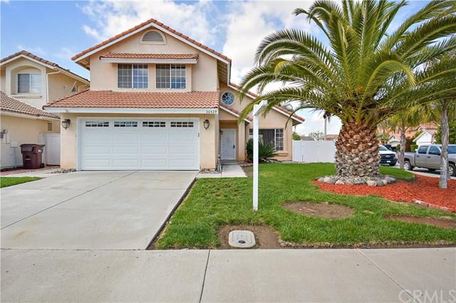 30429 Meadow Run Place, Menifee, CA 92584 (#300973443) :: Coldwell Banker Residential Brokerage