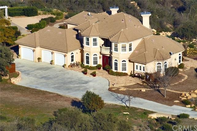 41485 Calle Andalucia, Murrieta, CA 92562 (#300973530) :: Coldwell Banker Residential Brokerage