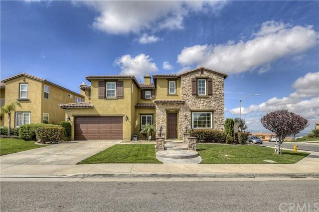 16001 Blue Mountain Court, Riverside, CA 92503 (#300973556) :: Coldwell Banker Residential Brokerage