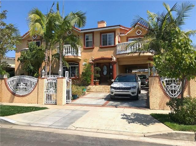 8446 Ranchito Avenue, Panorama City, CA 91402 (#300974737) :: Coldwell Banker Residential Brokerage