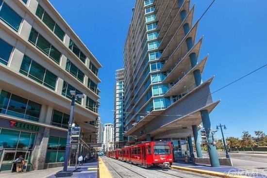 1080 Park Boulevard #414, San Diego, CA 92101 (#300979417) :: COMPASS