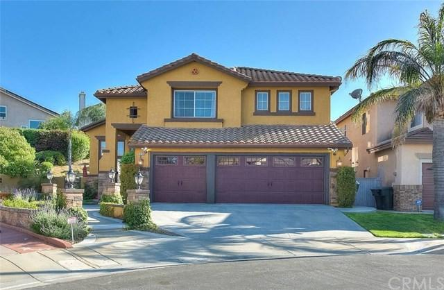 16158 Crooked Creek Court, Chino Hills, CA 91709 (#301117087) :: Keller Williams - Triolo Realty Group