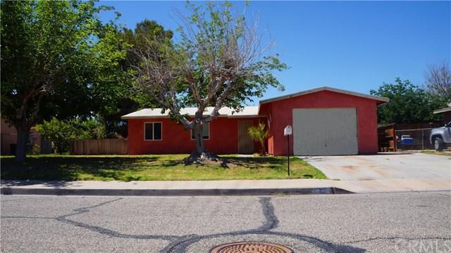 389 San Jacinto Way, Blythe, CA 92225 (#301526903) :: Whissel Realty
