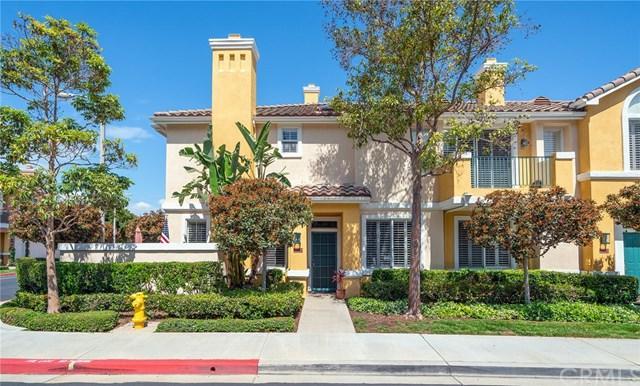 1604 Reggio Aisle, Irvine, CA 92606 (#301527067) :: Cane Real Estate