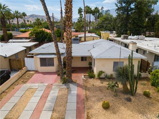 1345 E Camino Primrose, Palm Springs, CA 92264 (#301529452) :: Coldwell Banker Residential Brokerage