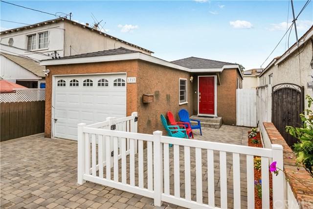1717 Speyer Lane, Redondo Beach, CA 90278 (#301530222) :: Whissel Realty