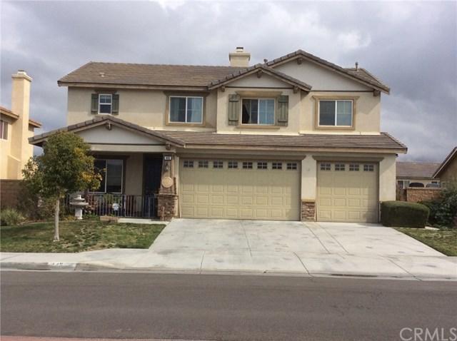 443 Ivy Crest Drive, San Jacinto, CA 92582 (#301531022) :: Ascent Real Estate, Inc.