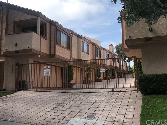 543 E Hazel Street #6, Inglewood, CA 90302 (#301531241) :: Coldwell Banker Residential Brokerage
