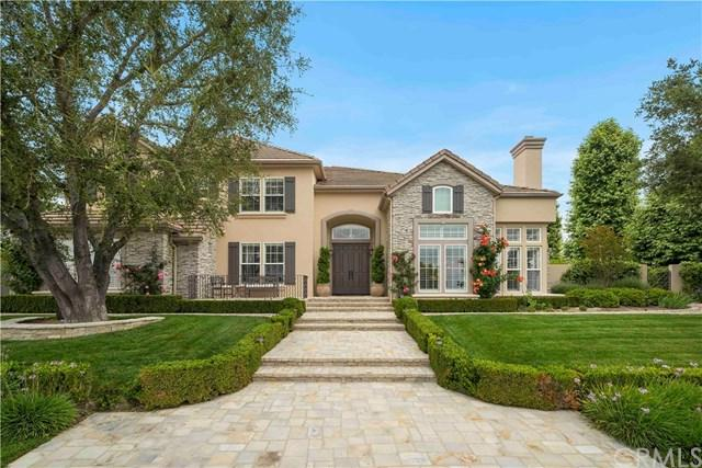 50 Panorama, Coto De Caza, CA 92679 (#301534315) :: Coldwell Banker Residential Brokerage