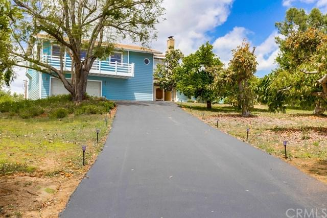 40489 Rock Mountain Drive, Fallbrook, CA 92028 (#301534761) :: Ascent Real Estate, Inc.