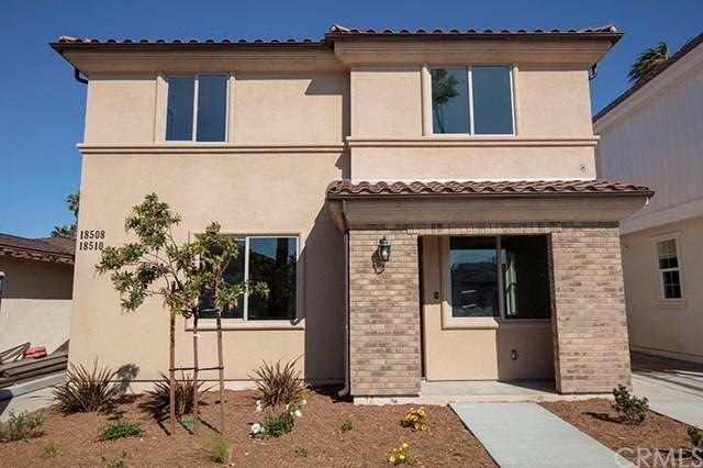 18514 Grevillea Avenue, Redondo Beach, CA 90278 (#301534801) :: Whissel Realty