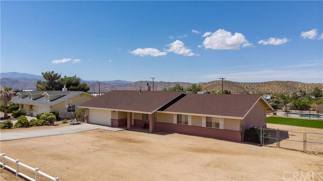 57780 Juarez Drive, Yucca Valley, CA 92284 (#301535268) :: Cane Real Estate