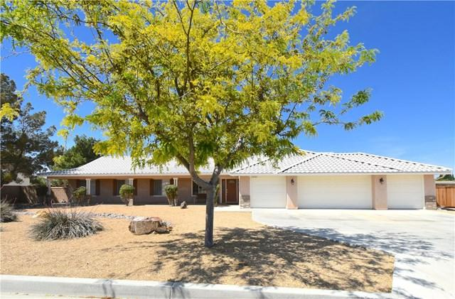 13010 Choco Road, Apple Valley, CA 92308 (#301535349) :: Cane Real Estate