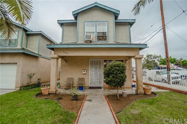 4067 Michigan Avenue, East Los Angeles, CA 90063 (#301536061) :: Cay, Carly & Patrick | Keller Williams