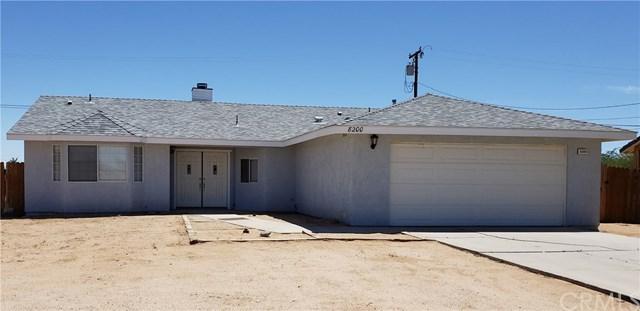 8200 Hemlock Avenue, California City, CA 93505 (#301536684) :: Coldwell Banker Residential Brokerage