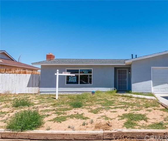 240 W Benson Avenue, Ridgecrest, CA 93555 (#301537591) :: Coldwell Banker Residential Brokerage