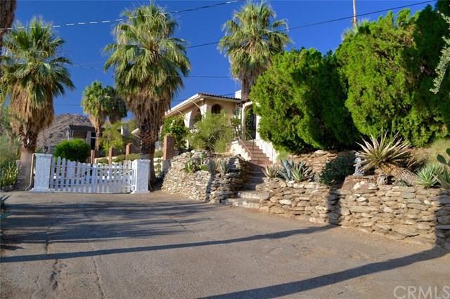 1716 Ridge Road, Palm Springs, CA 92264 (#301537950) :: Coldwell Banker Residential Brokerage