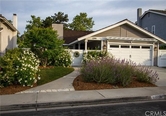 22911 Springwater, Lake Forest, CA 92630 (#301538176) :: Coldwell Banker Residential Brokerage