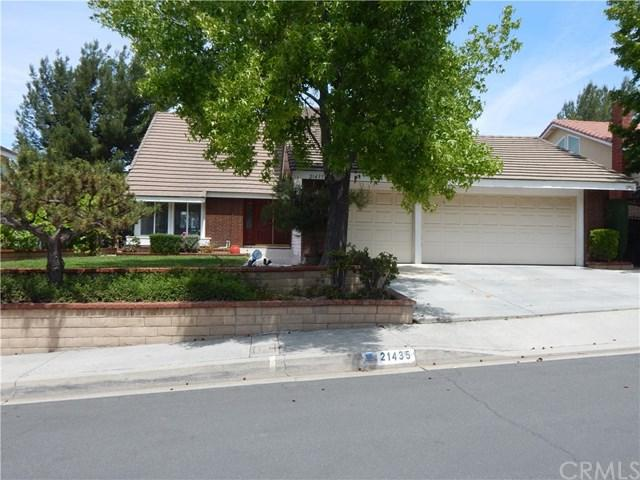 21435 Chirping Sparrow Road, Diamond Bar, CA 91765 (#301539115) :: Coldwell Banker Residential Brokerage
