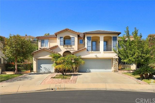 23715 Ridgecrest Court, Diamond Bar, CA 91765 (#301539285) :: Coldwell Banker Residential Brokerage